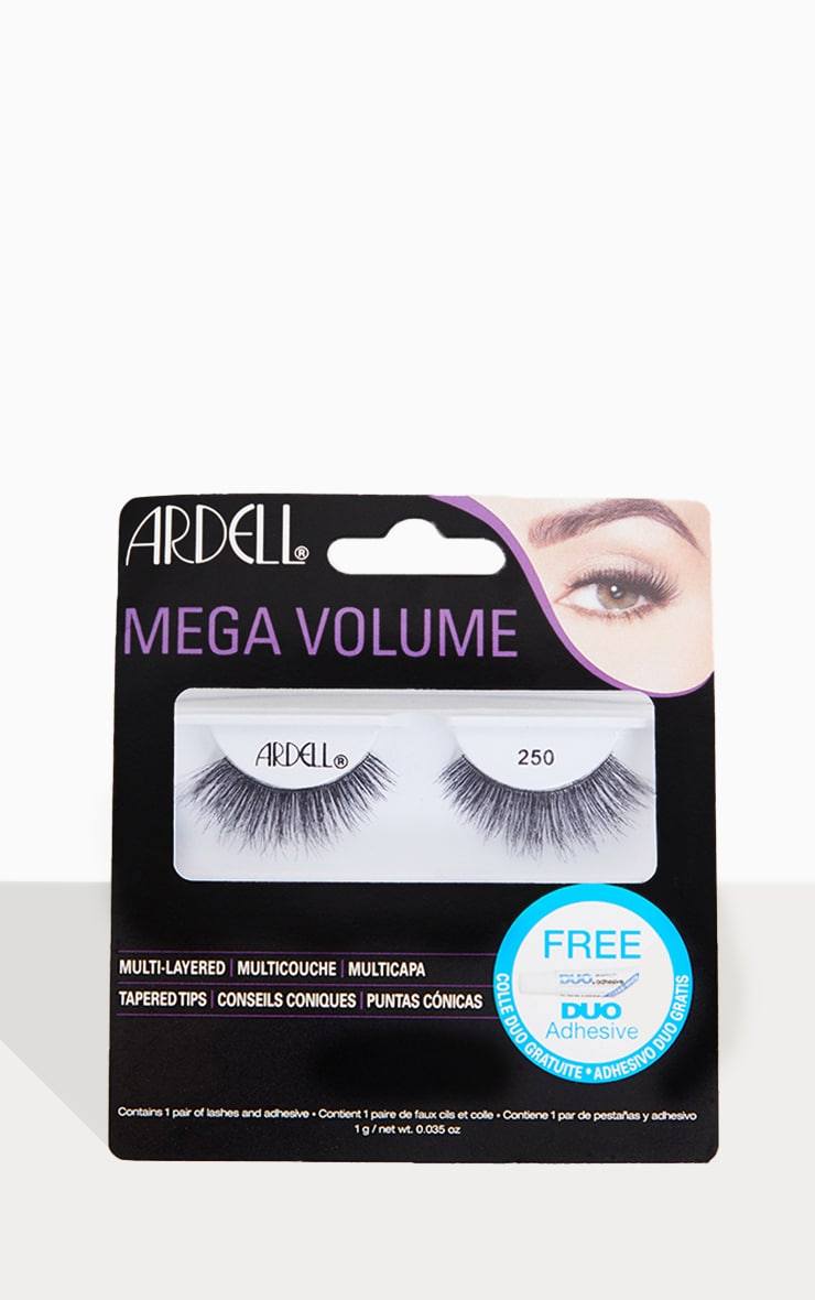 Ardell Mega Volume 250 False Lashes  1