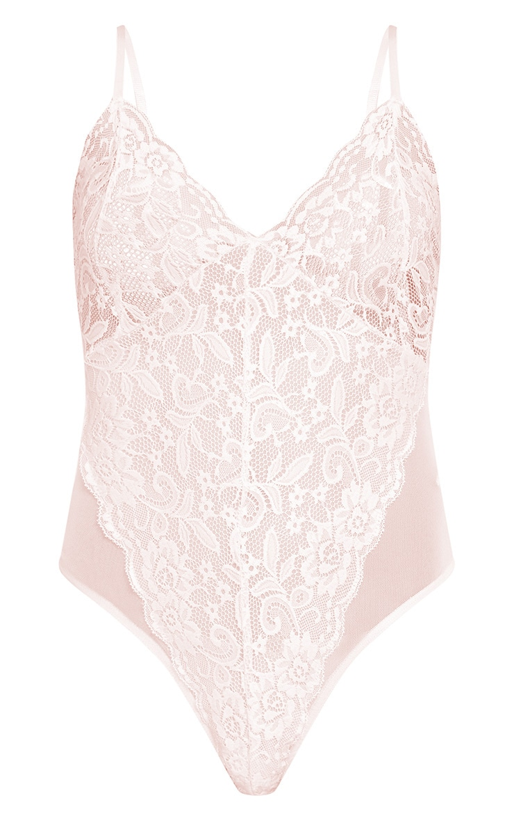 Blush All Over Lace Body 3