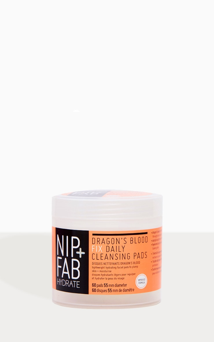 Nip & Fab Dragons Blood Fix Pads 3