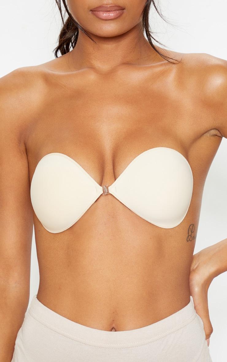 Nude Stick On Bra 1