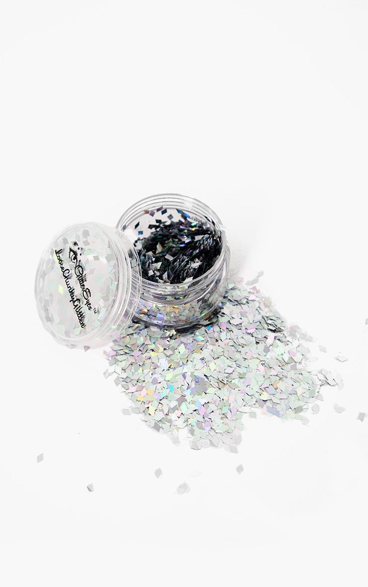 GlitterEyes Harlequin Chunky Glitter Pot 1