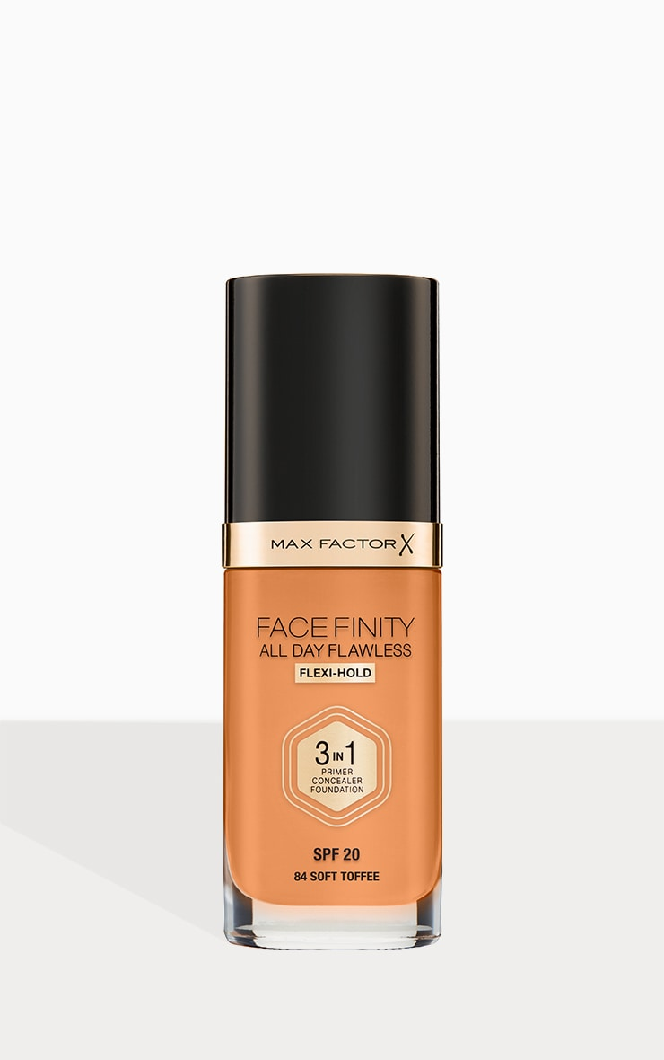 Max Factor Facefinity All Day Flawless Foundation Soft Toffee 1