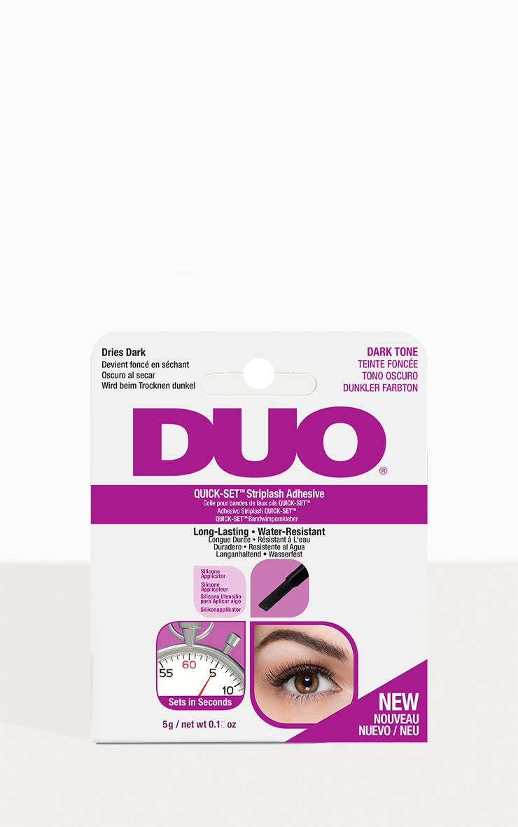 Duo Quick-Set Eyelash Glue Dark 1