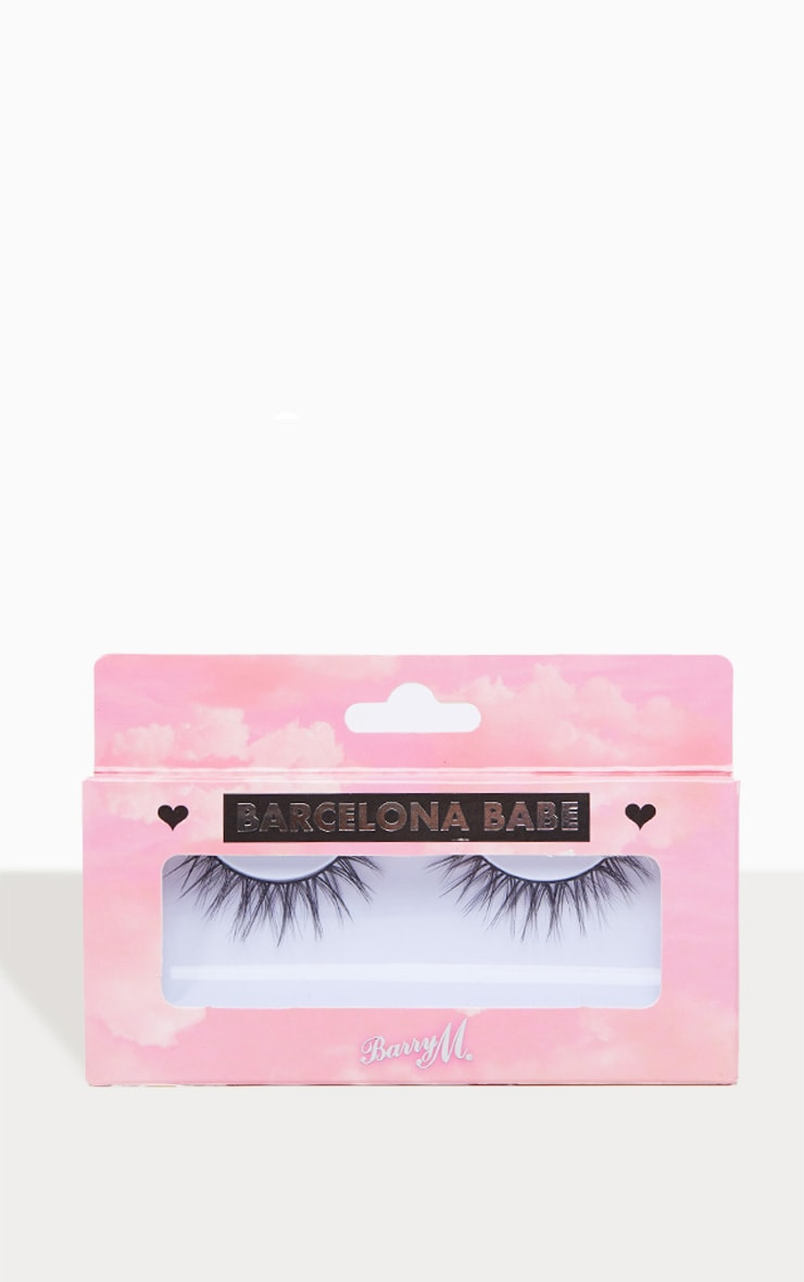 Barry M False Lashes Barcelona Babe by Prettylittlething
