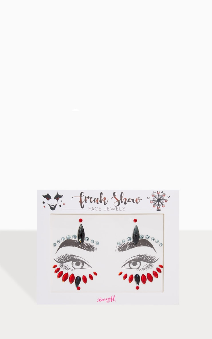 Barry M Face Jewels Freakshow 3
