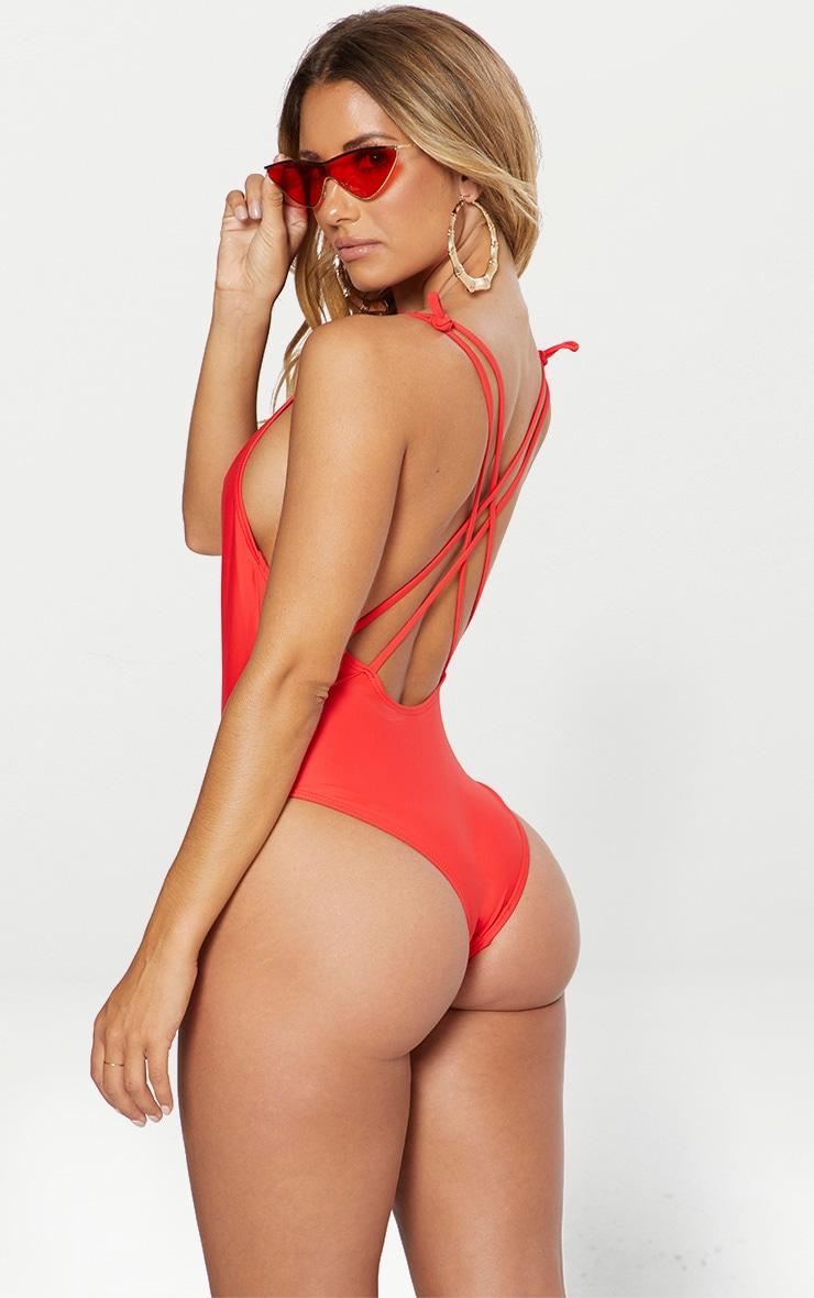 Red Mermazing Swimsuit 2
