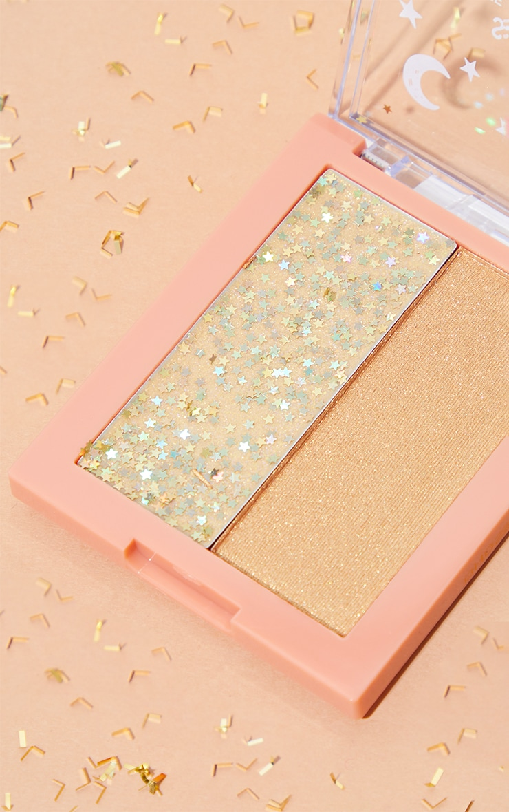 wet n wild Star Lux Glitter Highlighter Duo Now or Nova 2
