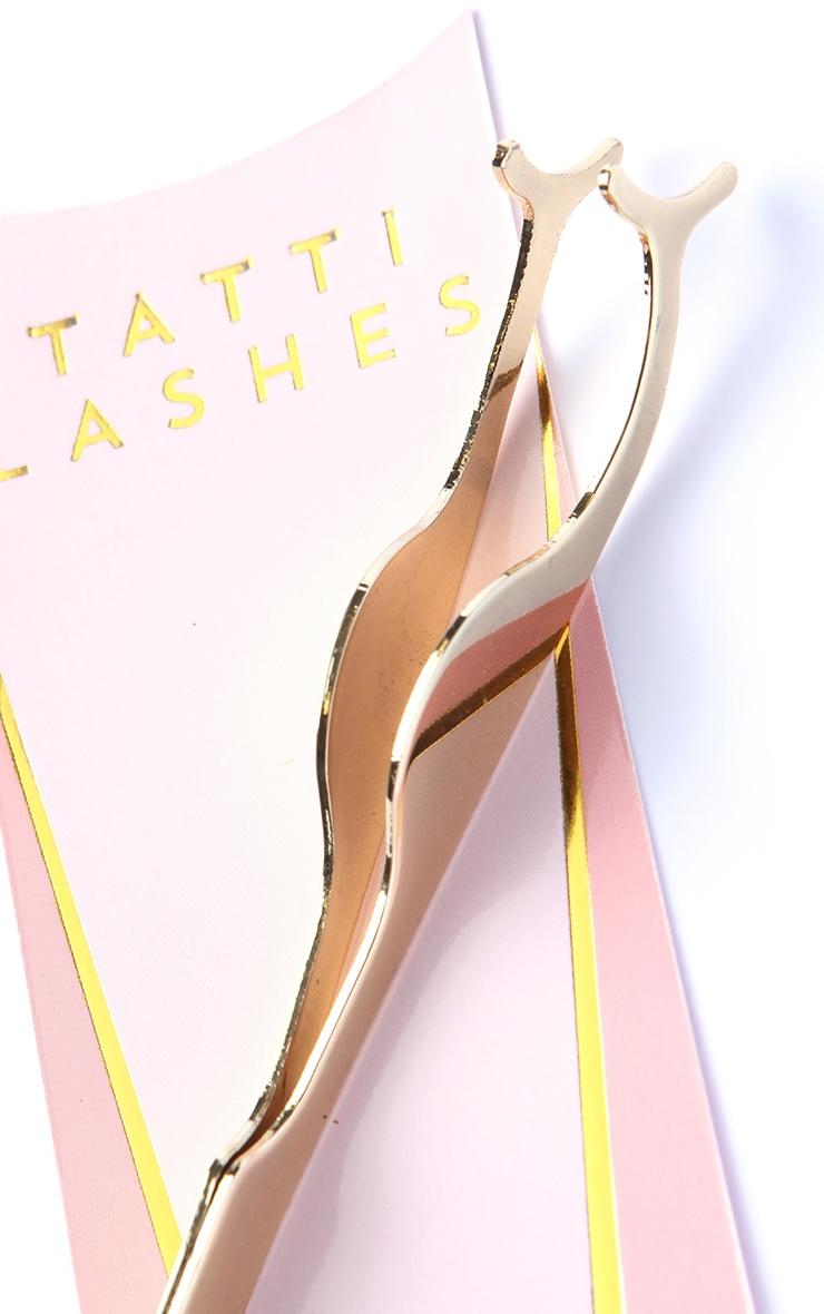 Tatti Lashes Gold Lash Applicator 2
