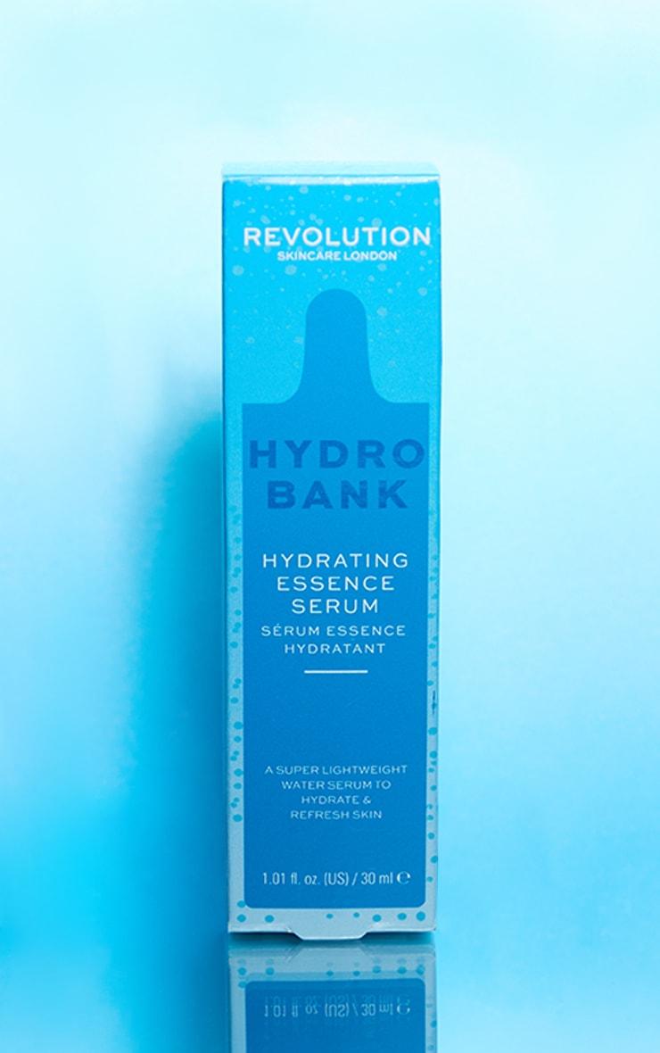 Revolution Skincare Hydro Bank Hydrating Essence Serum 1