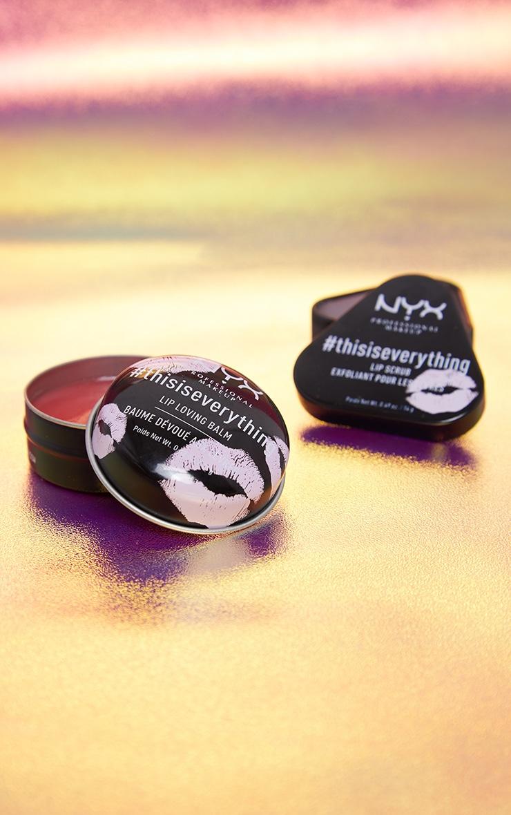 NYX Professional Makeup #THISISEVERYTHING Lip Scrub Pink 3