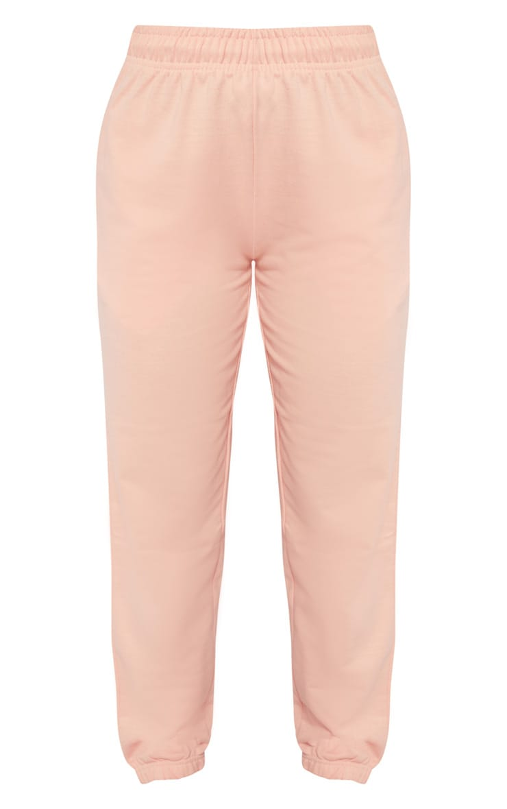 Dusty Pink Casual Joggers 3