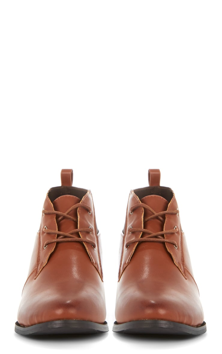 Zaya Tan Shoe Boot 4