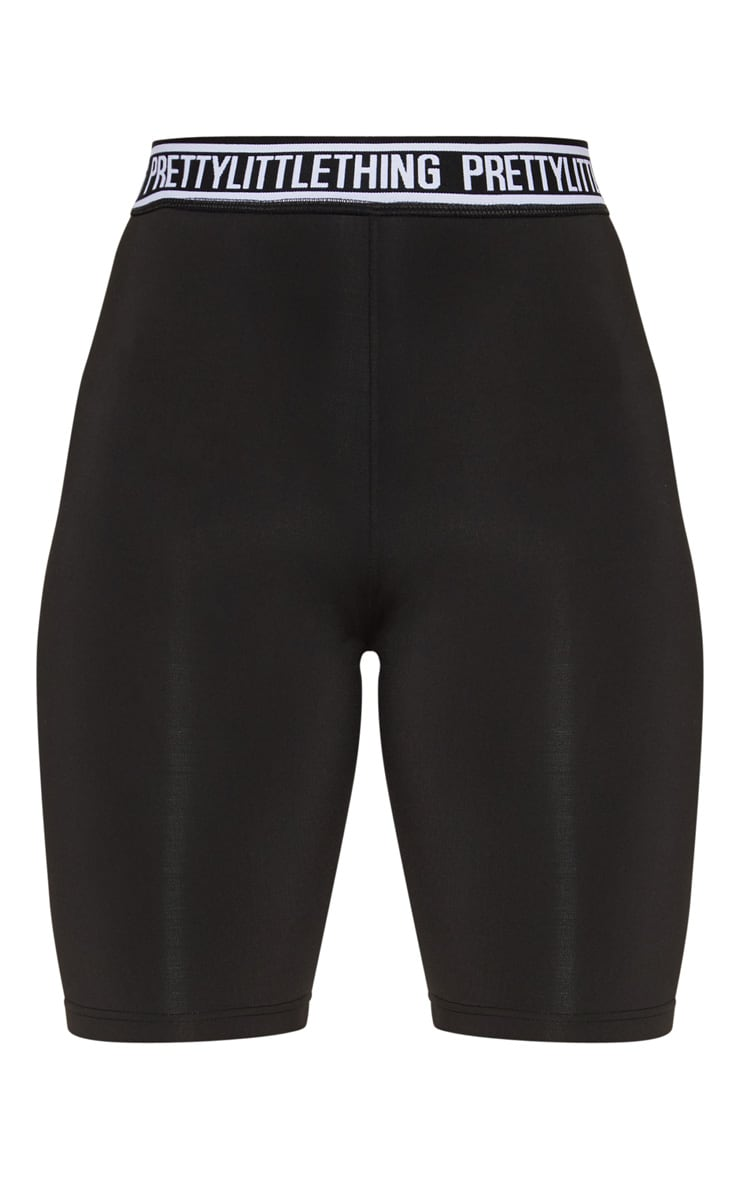 PLT Sport - Short-legging active noir 4