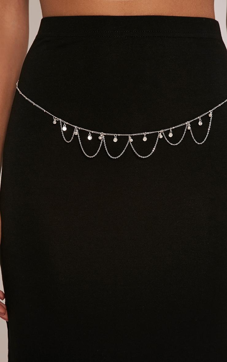 Luie Silver Body Chain 5