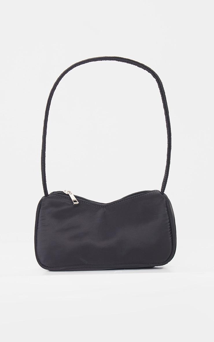 Black Mini Shoulder Bag 2