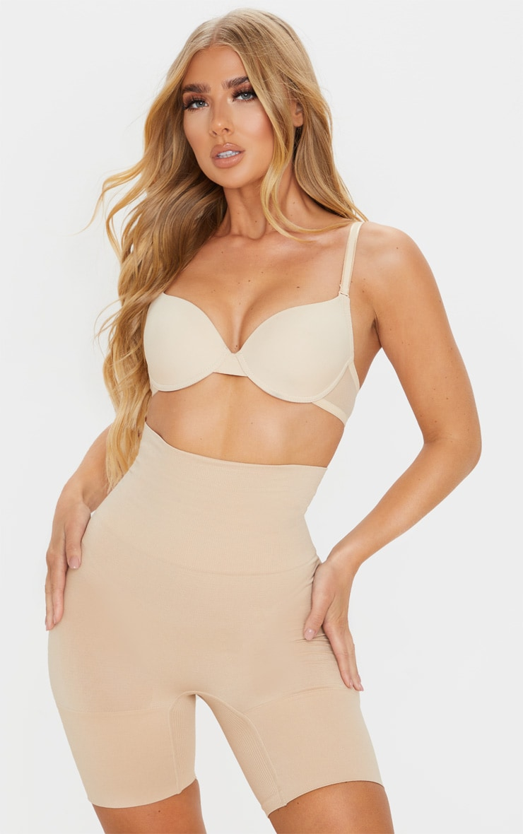 Nude Shapewear Control Push Up Bum Short 1