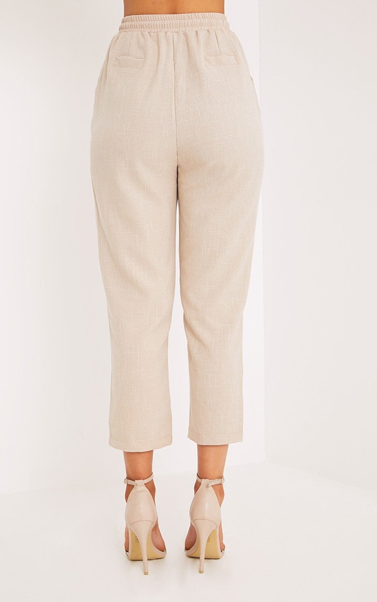 Diya Stone Casual Trousers 5