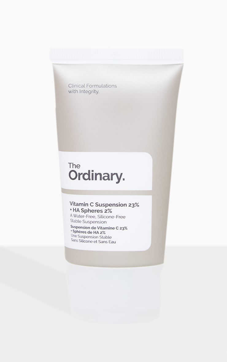 The Ordinary Vitamin C Suspension 23% + HA Spheres 2% 1