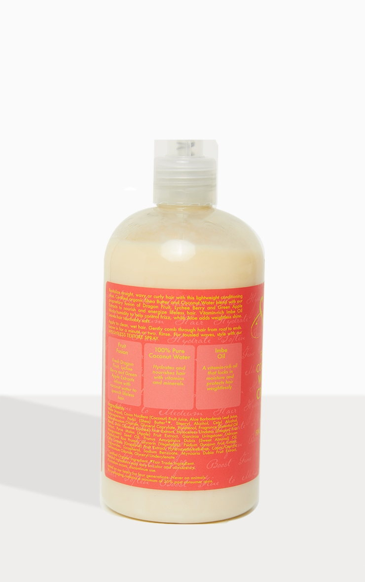 Shea Moisture Fruit Fusion Conditioner 384ml 2