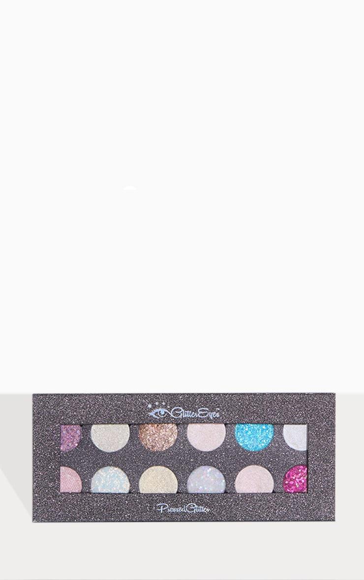 GlitterEyes Rainbow Unicorn 12 Pan Palette 1