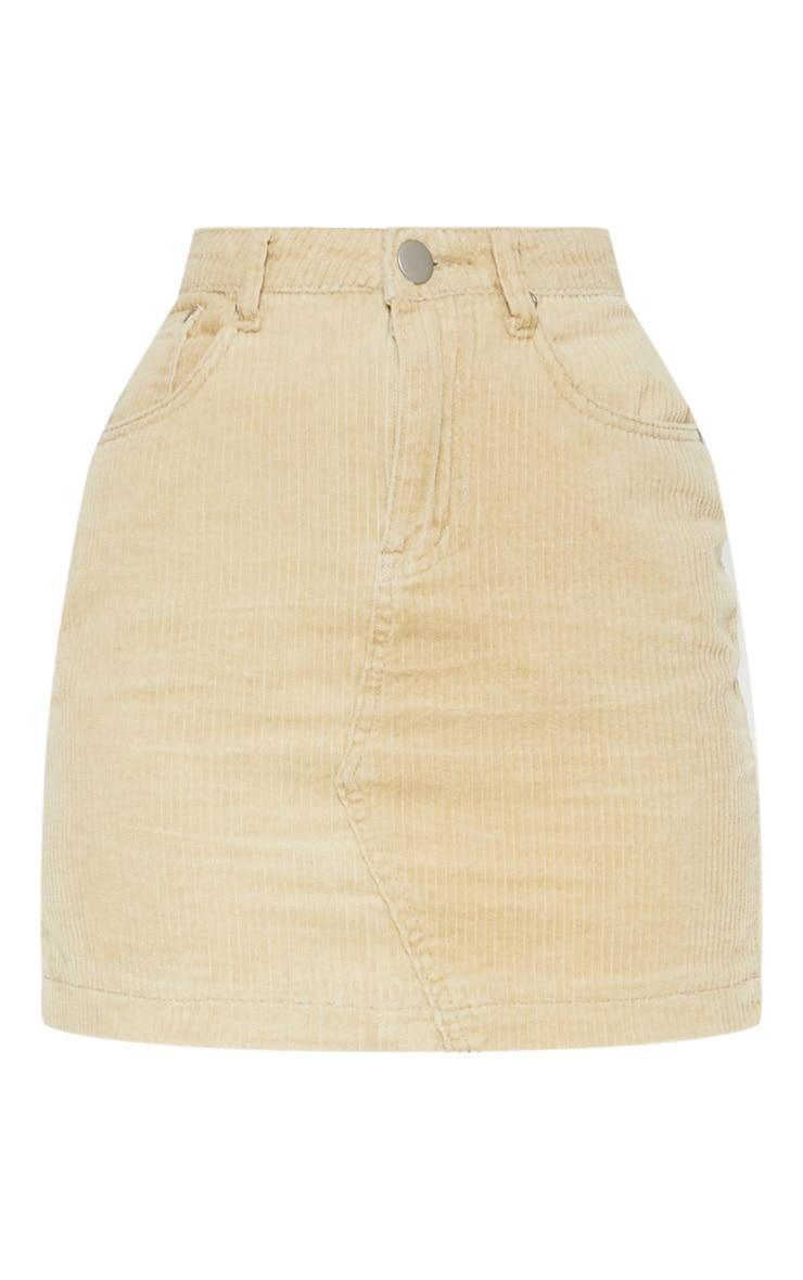 Stone Jumbo Cord Skirt 3