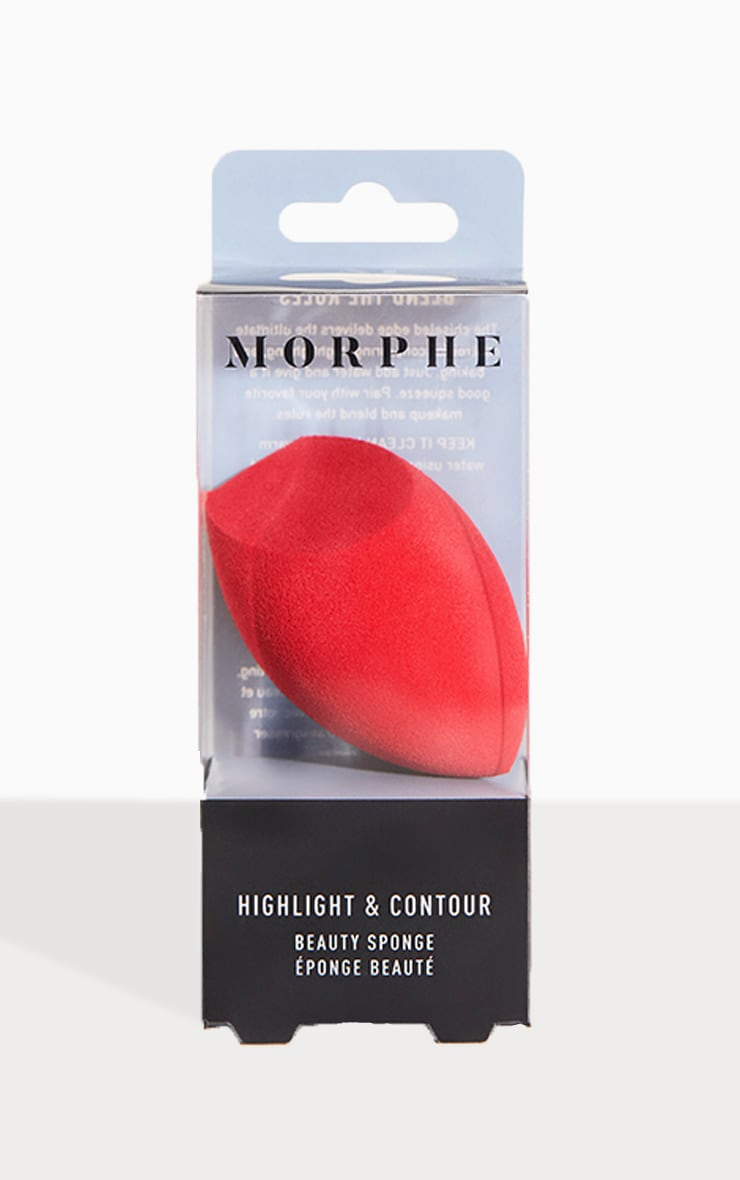 Morphe Highlight & Contour Beauty Sponge image 1