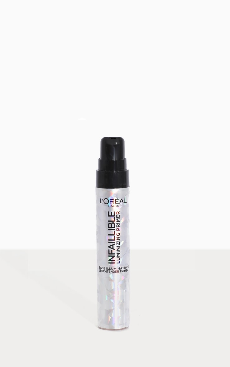 L'Oréal Paris Infallible Primer Shots 05 Luminising Primer