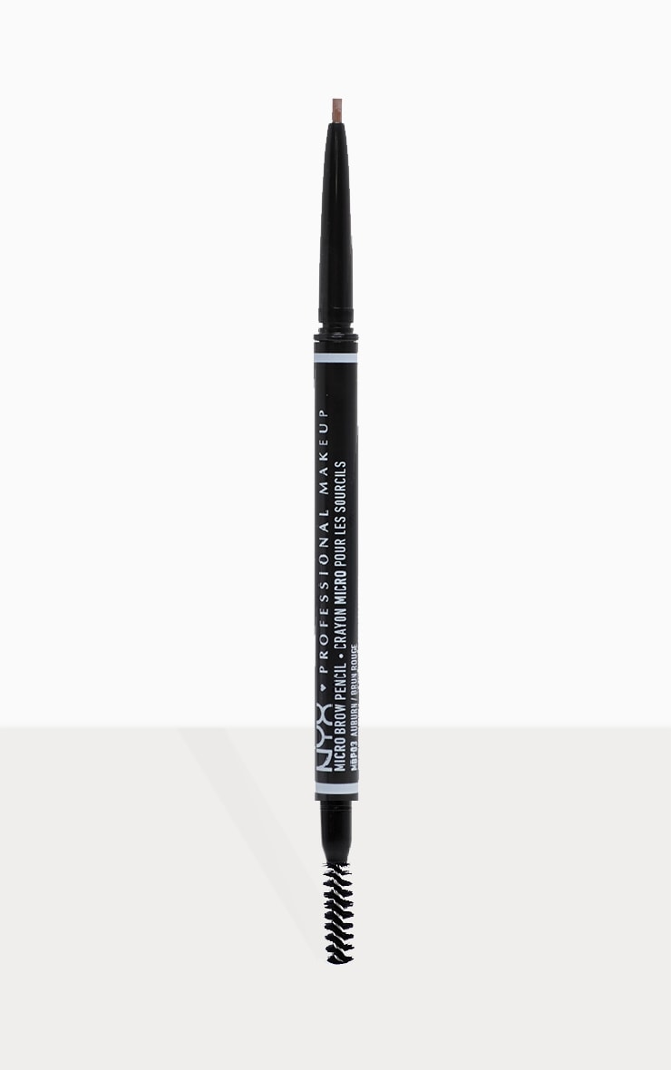 NYX PMU Micro Brow Pencil Auburn 1