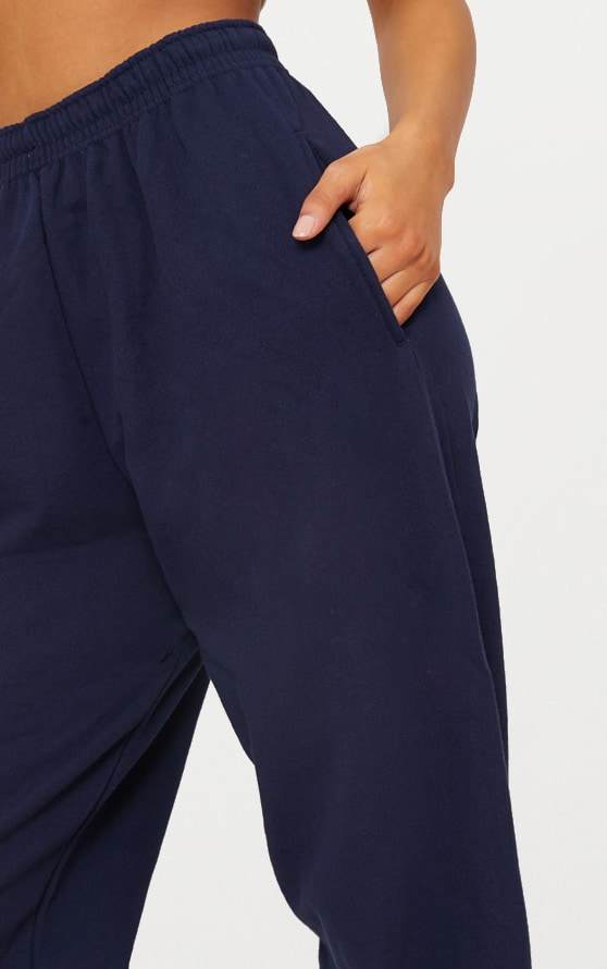 Navy Blue Casual Jogger 6
