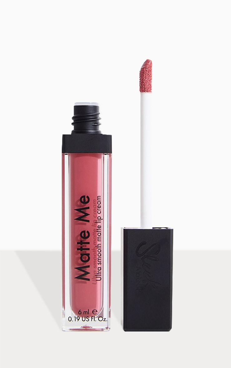 Sleek MakeUP Bittersweet Matte Me Liquid Lipstick 1