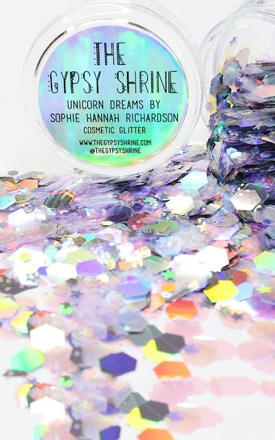 The Gypsy Shrine X SHR Unicorn Dreams Glitter Pot