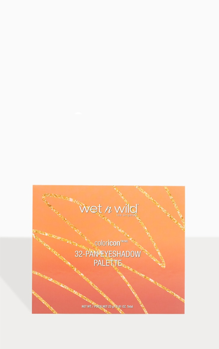 Wet N Wild 32-Pan Eyeshadow Palette 3