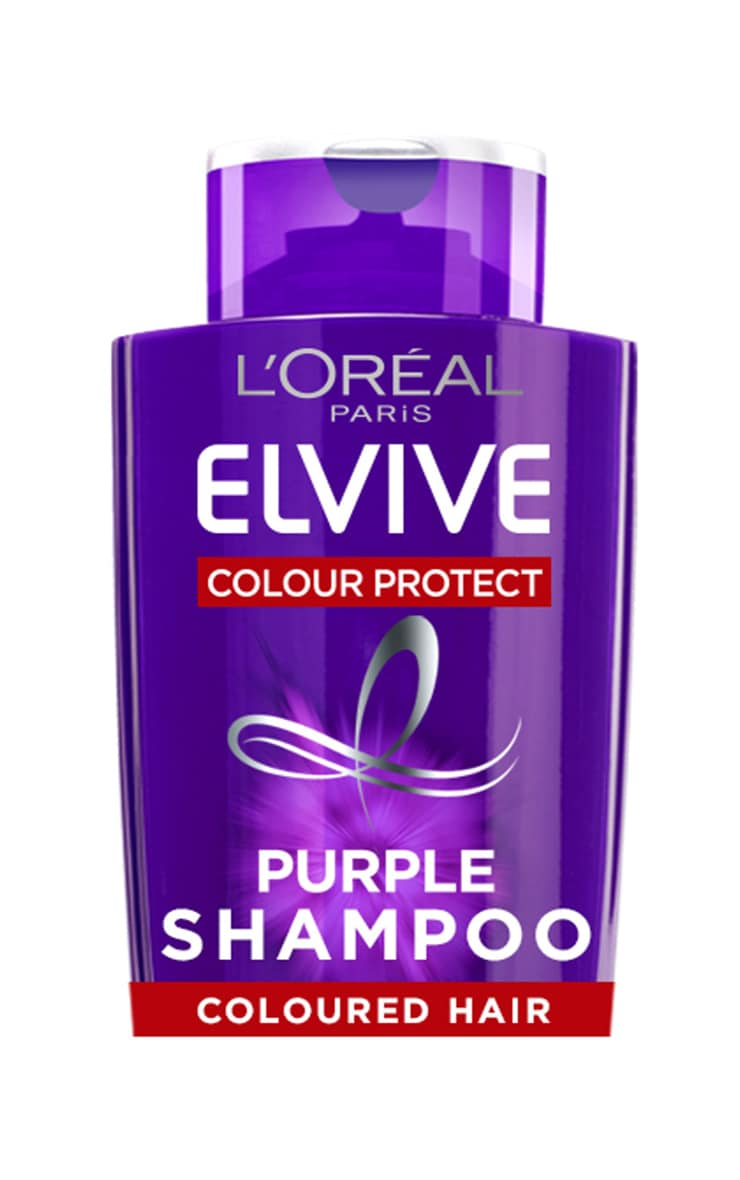 L'Oreal Elvive Colour Protect Anti-Brassiness Purple Shampoo 200ml 4