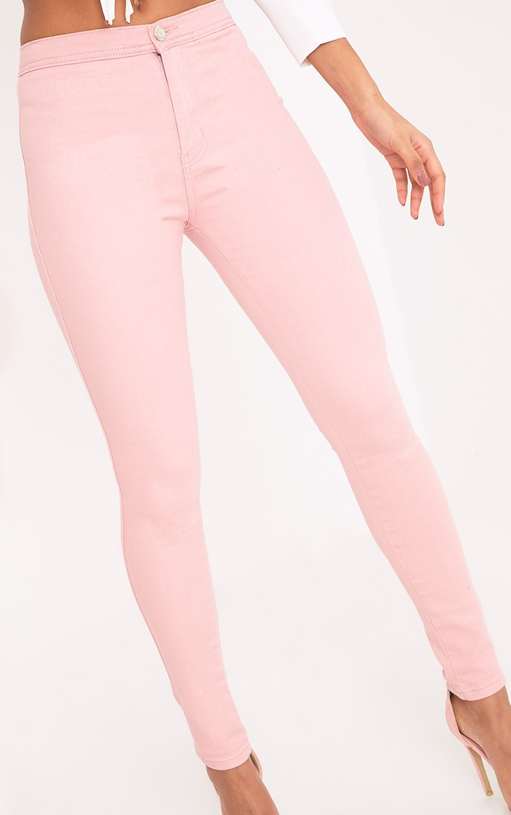Kalayah Pink Skinny Jean 5
