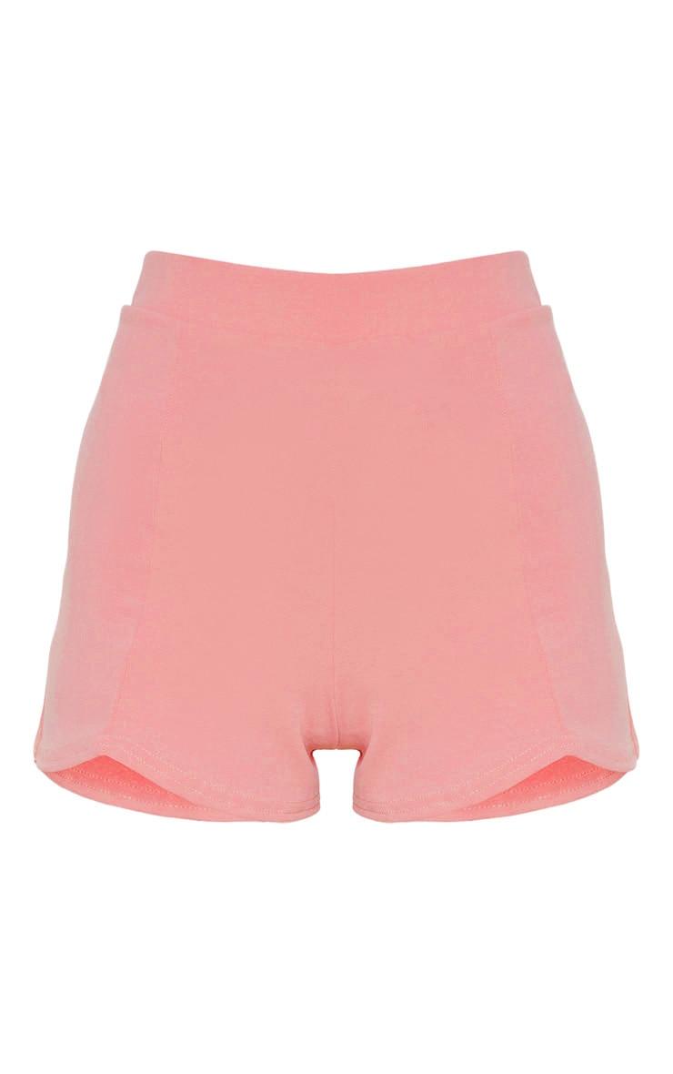 Pink Curve Front Short 3