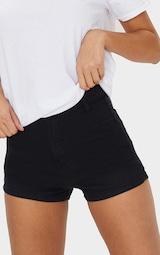 Black Disco Fit Short 5