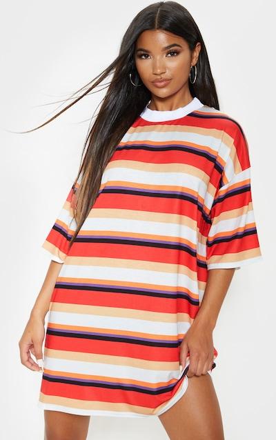 2465dcc60a66e T-Shirt Dresses | Oversized T Shirt Dresses | PrettyLittleThing