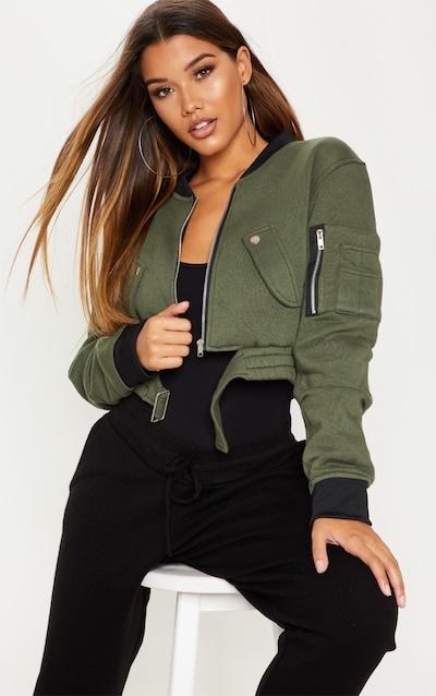 f4daaf6792 Women's Bomber Jacket | Bombers For Women | PrettyLittleThing
