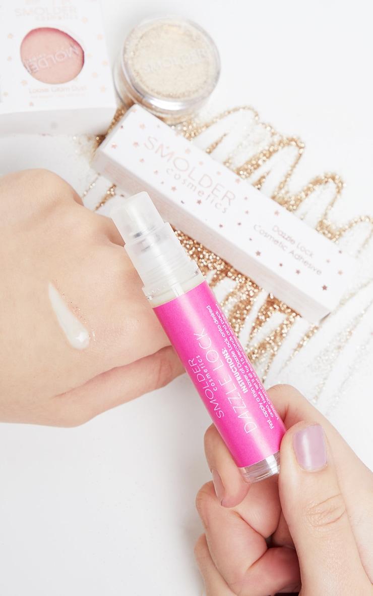 Smolder Cosmetics Dazzle Locks Glitter Glue 1
