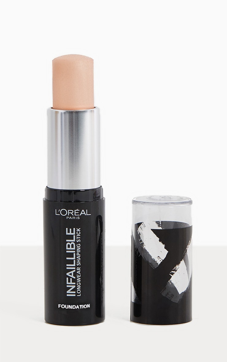 L'Oréal Paris Infallible Shaping Stick Foundation 120 Vanilla Rose