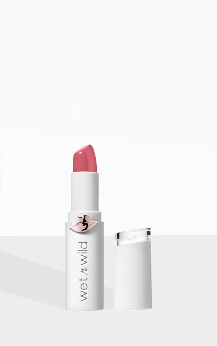 Wet N Wild Megalast Shine Lipstick Pinky Ring 1