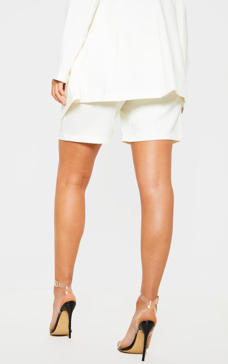 White Suit Short  5