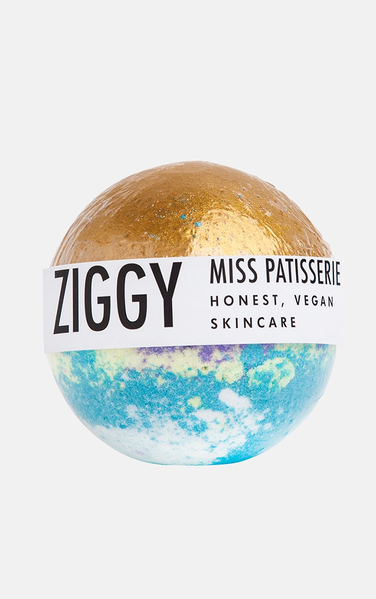 Miss Patisserie Ziggy Gold Bath Ball 3