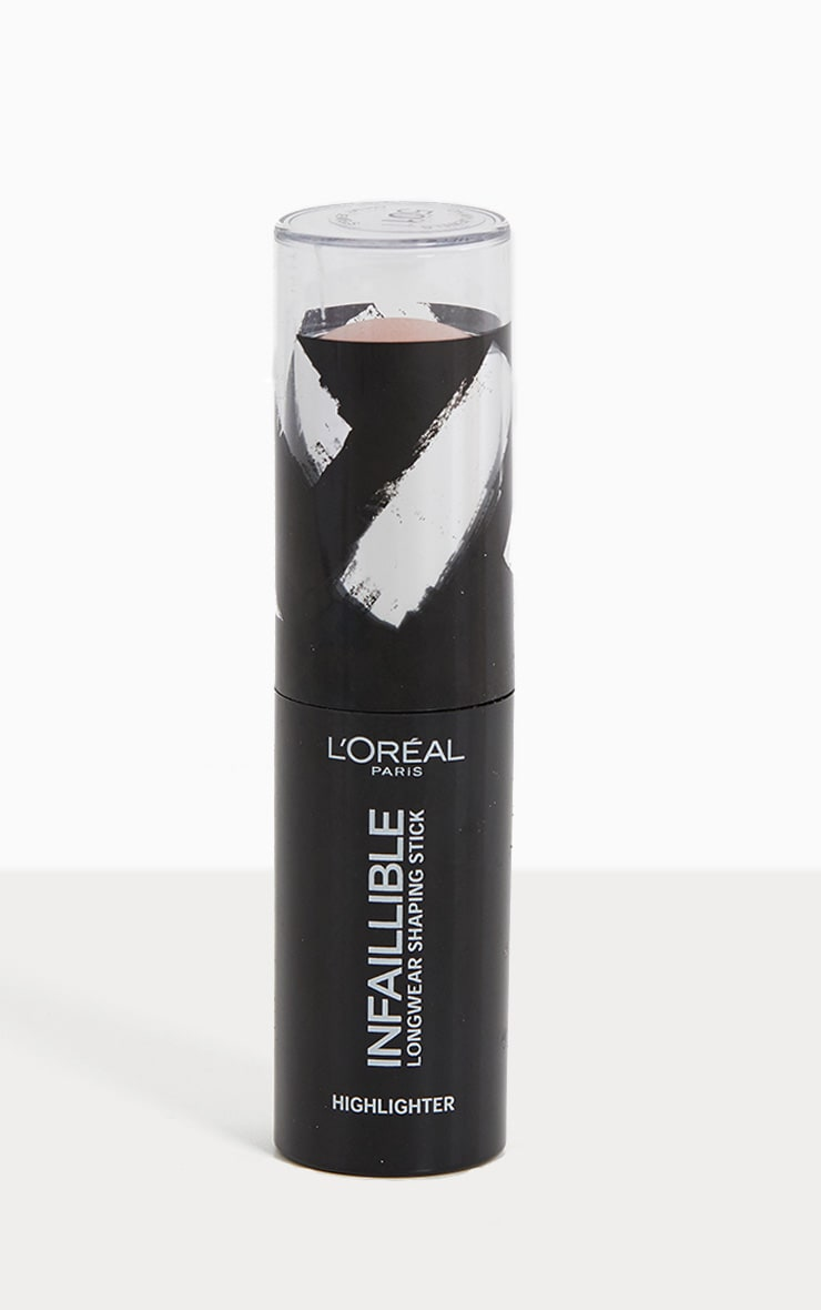 L'Oréal Paris Infallible Stobe Highlight Stick 501 Oh My Jewels 2
