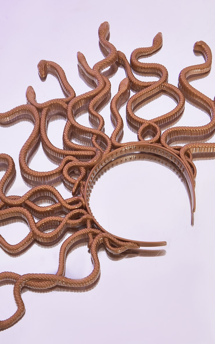 Snake Head Band 2