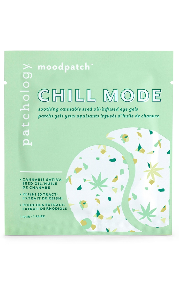 Patchology Moodpatch Chill Mode Eye Gel 5 Pack 3