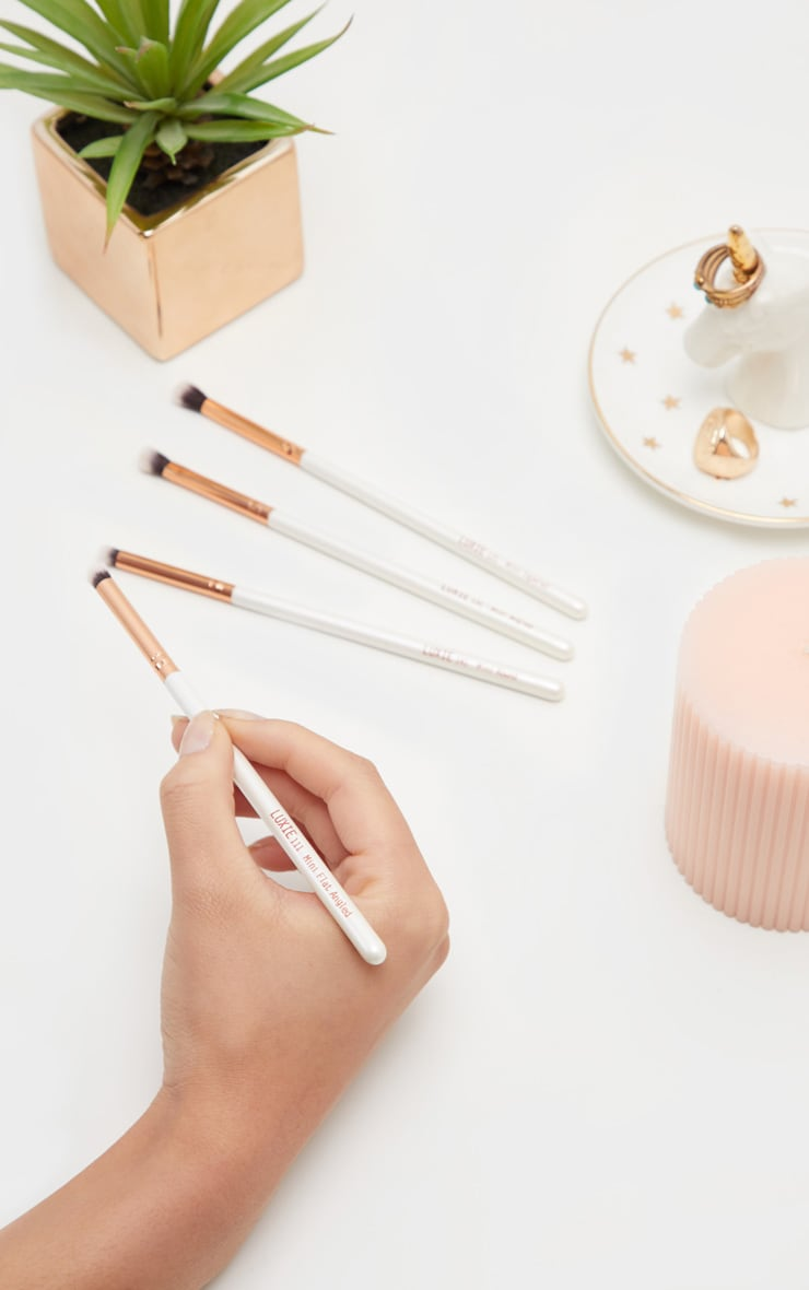 Luxie Flawless Limited Edition Eye Brush Set  3