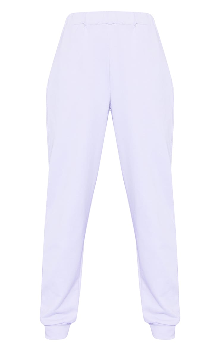RECYCLED Pale Violet Joggers 3