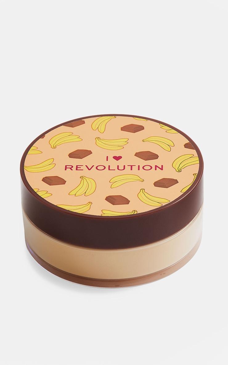 I Heart Revolution Loose Baking Powder Chocolate Banana 2