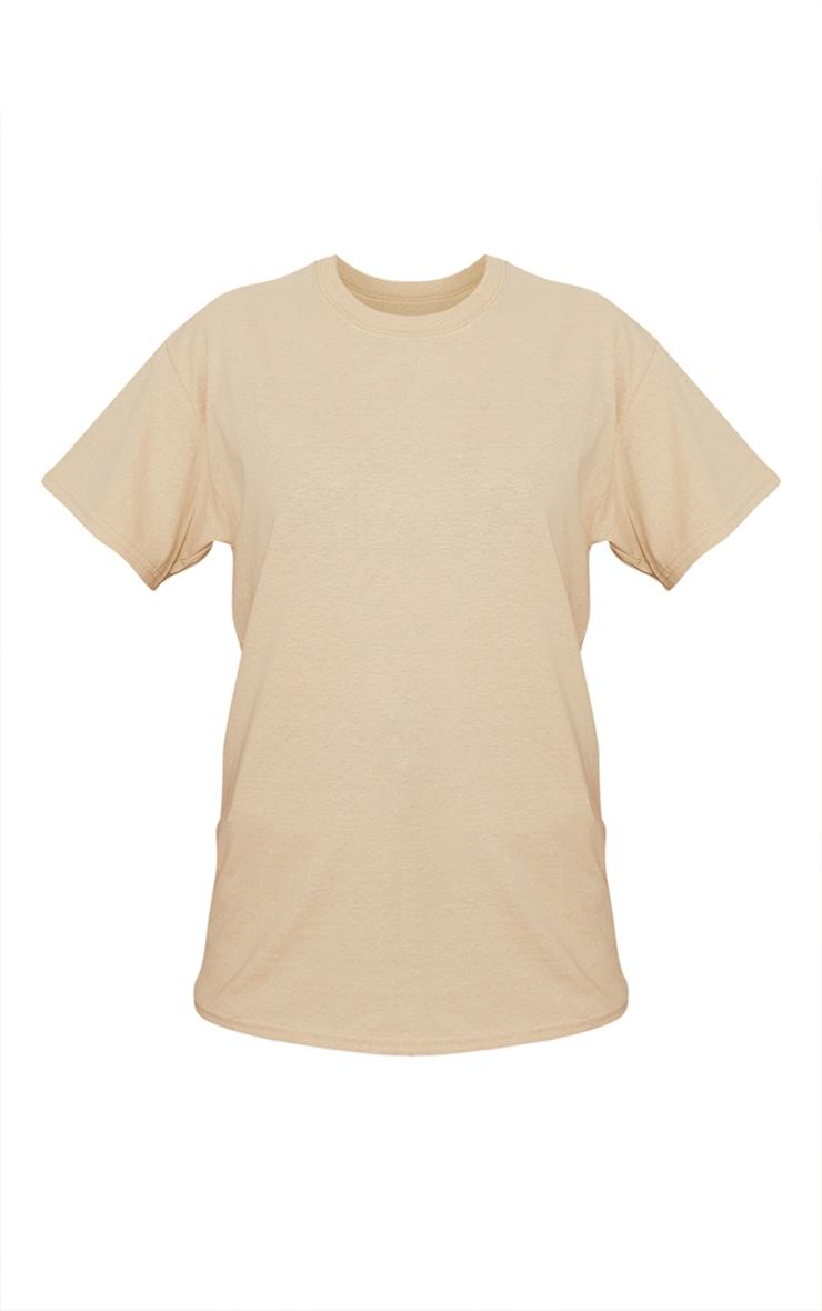 Tall Beige Ultimate Boyfriend T Shirt 5